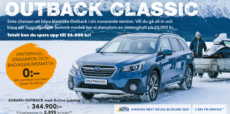 Subaru Outback Classic